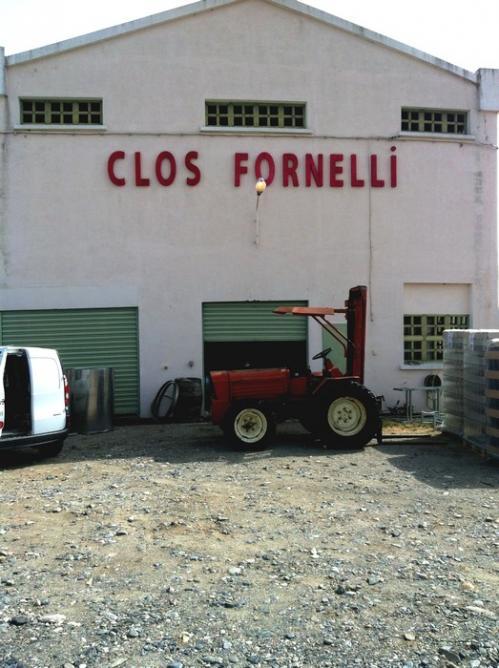 Fornelli cave