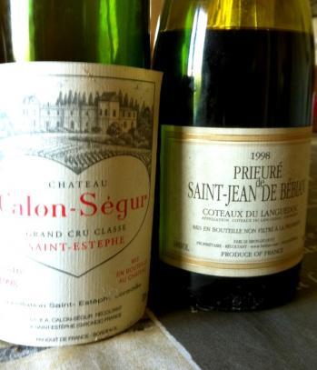 Photo vins 1998